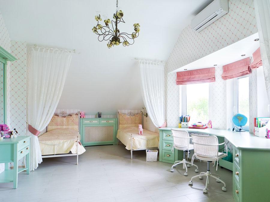 Дизайн однокомнатной квартиры с ребенком - примеры интерьера 5