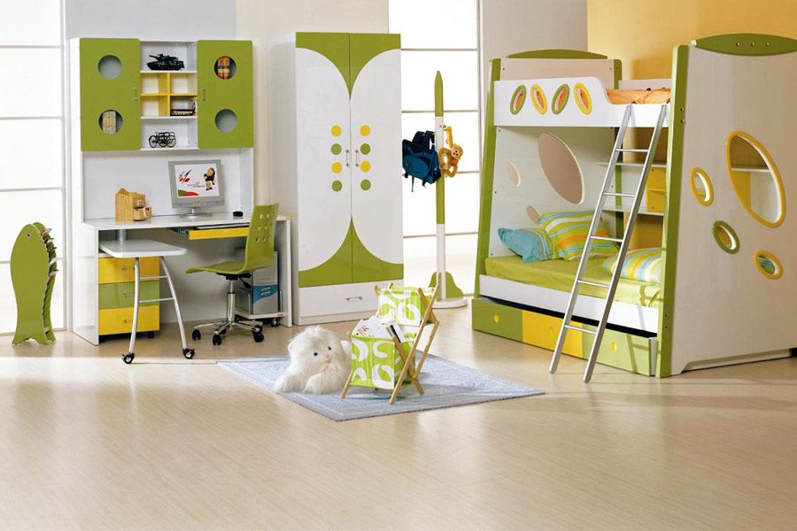 Сочетание цвета в интерьере офиса