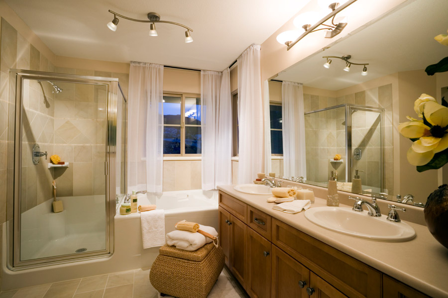 professional bathroom remodeling by express