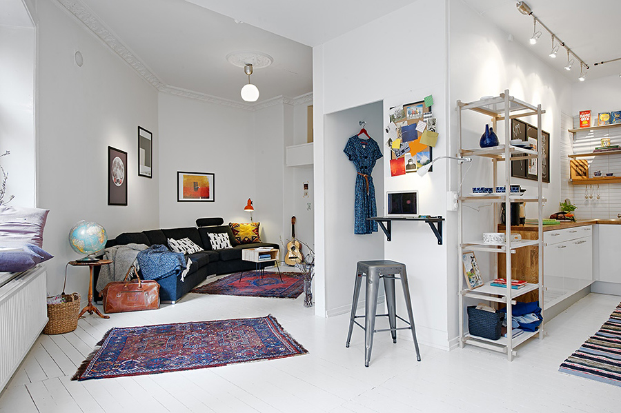 фото дизайн малогабаритных квартир