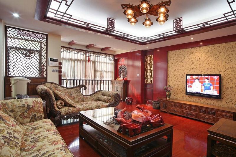 дизайн дома в китайском стиле