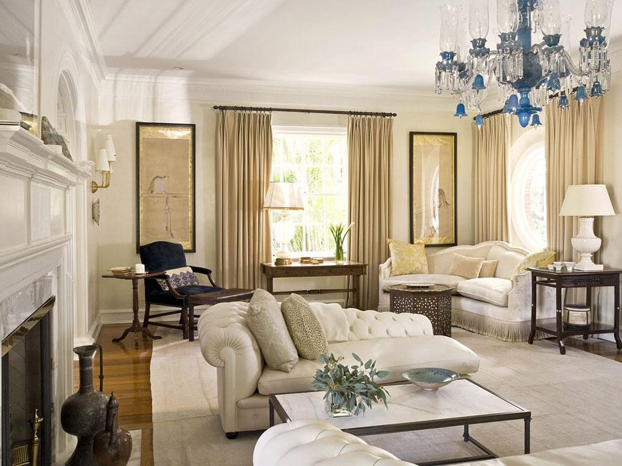 Красивые интерьеры гостиная