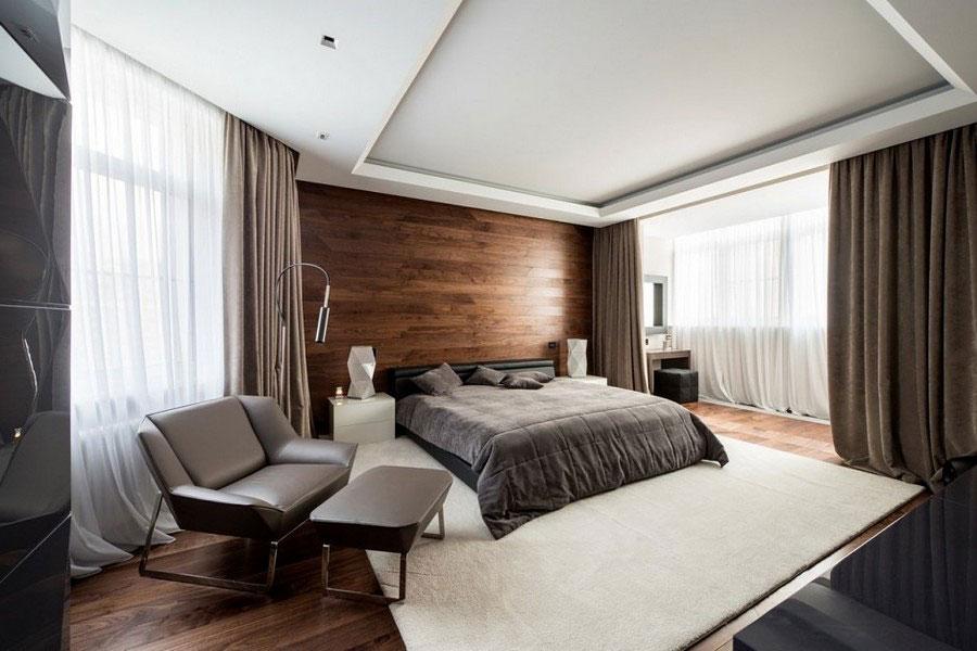Современный дизайн интерьера квартиры