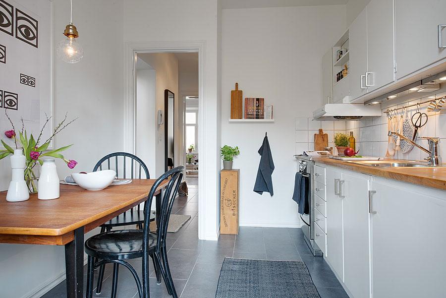 Дизайн интерьера кухни 9 метров