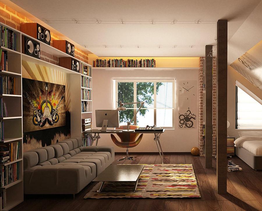 Идеи для дома комнаты фото