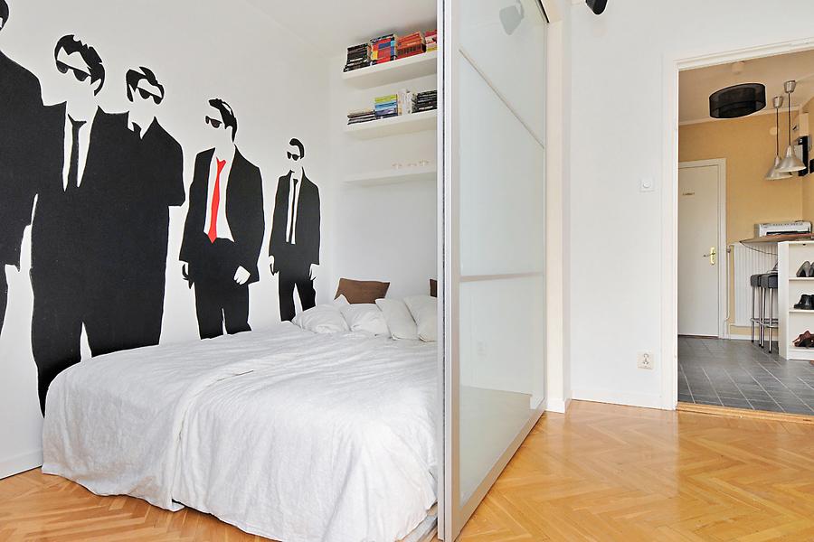 Дизайны молодежных квартир