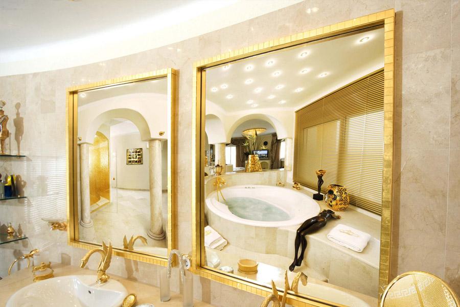 Золотая комната фото