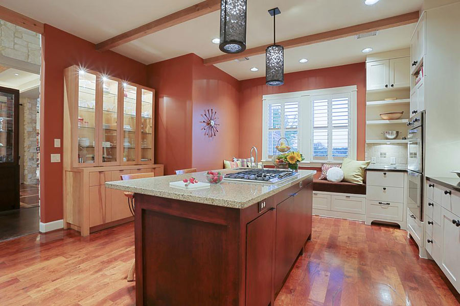 for Terracotta kitchen ideas