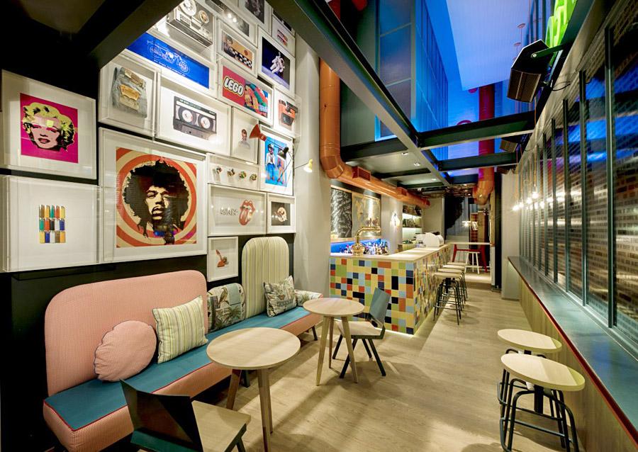 Кафе дизайн стиль