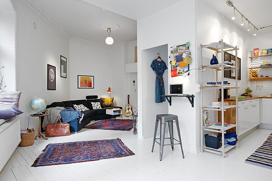 Дизайн интерьера малогабаритных квартир: дизайнерские хитрости
