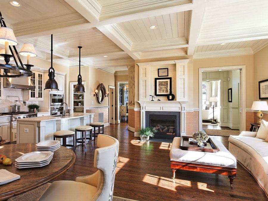 for American house interior design