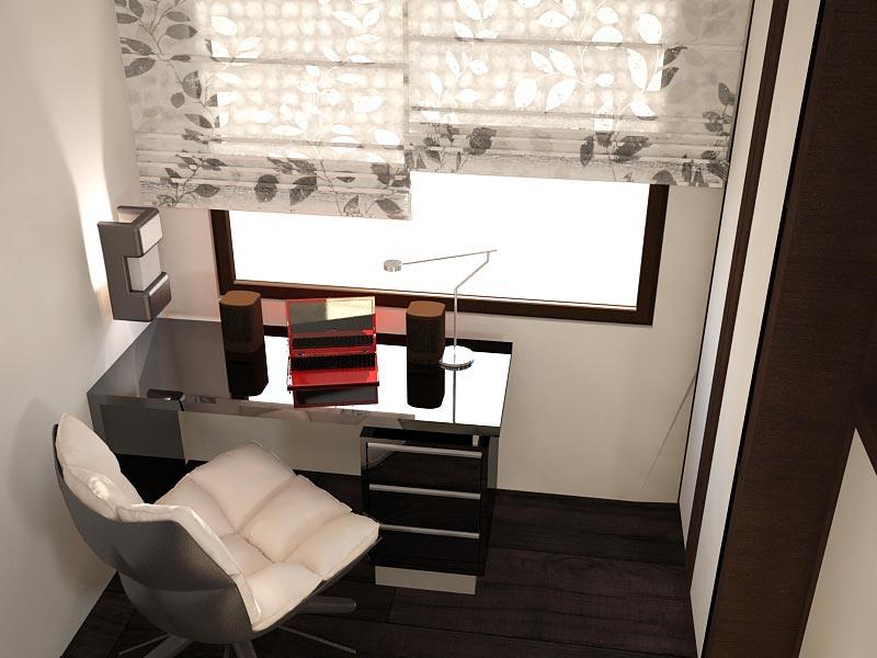 Дизайн-проект интерьера трехкомнатной квартиры 78,5 кв.м: детская