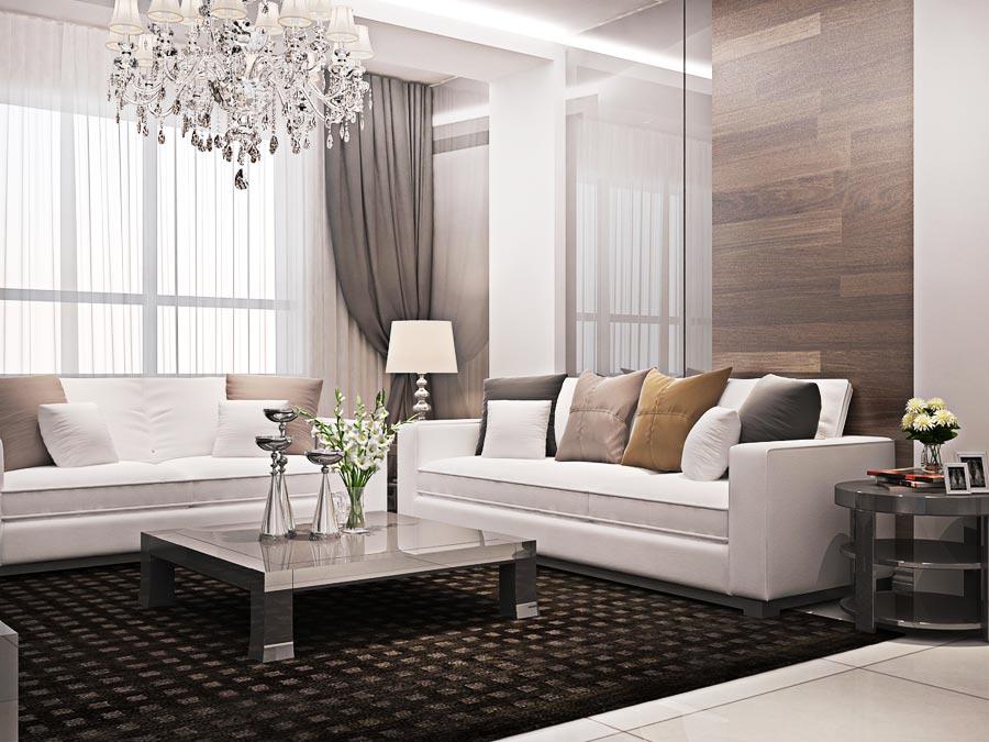 Интерьер квартиры 2016 года