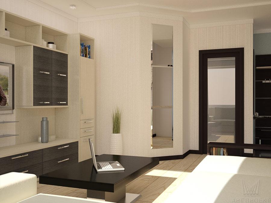 дизайн комнаты 12 кв.м спальня фото