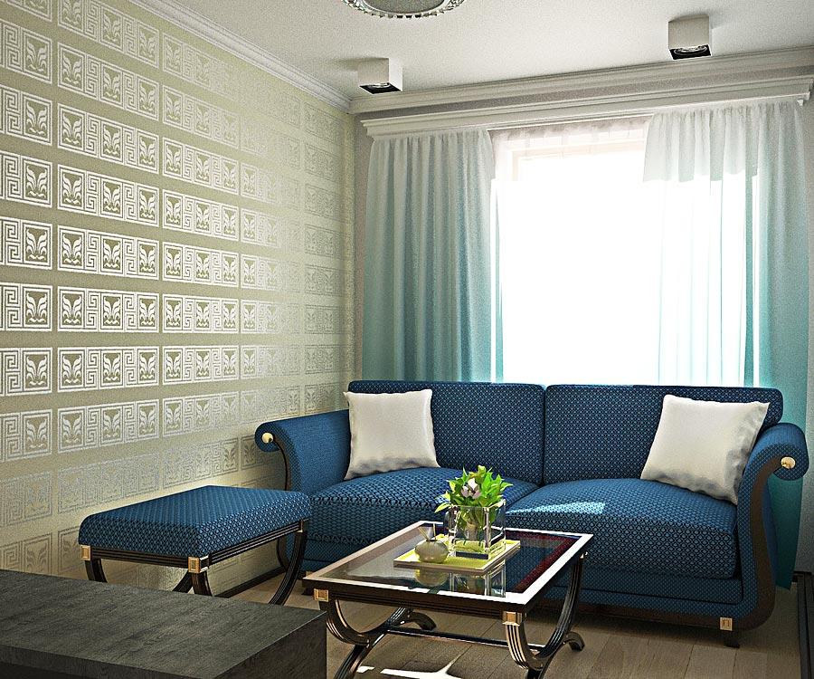 Проект гостиная 14 кв м дизайн