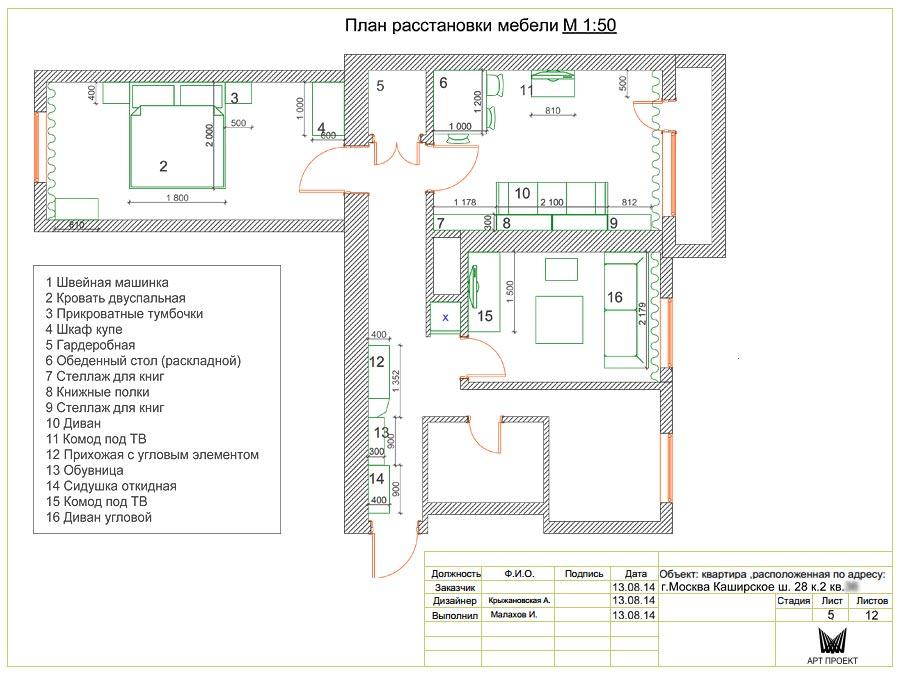 Дизайн небольшой квартиры студии 25-30 кв